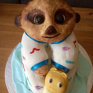 baby oleg cake
