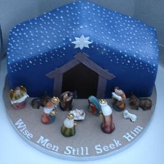 Christmas cake 2017