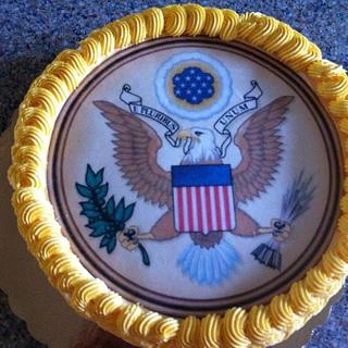 New Citizen Cake