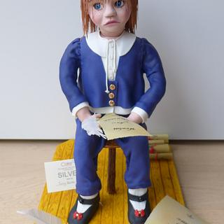 Shakespeare Doll