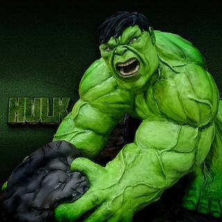 Hulk vs Spiderman - Comicake