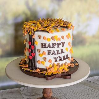 Happy Fall Y'all