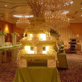 Wedding Cakes By Opera Paris Kuwait