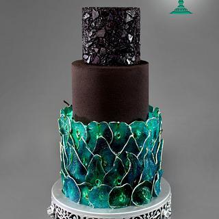Black velvet - Cake by Sweet Boutique Ani
