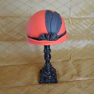 """""""Downton Abbey"""" Hat"""