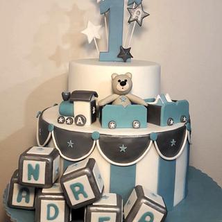 1st Andrea's Birthday