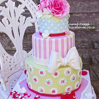 Cath Kidston  - Cake by Hayley