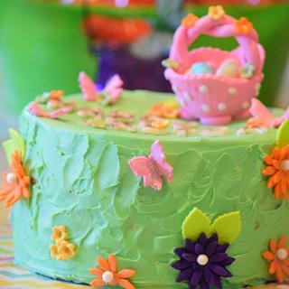 Easter theme cake! - Cake by Harjeet kaur