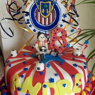chivas cake - Cake by tupsy cakes