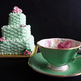 'Tier-rific' Collaboration Mini Cakes