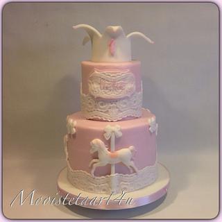 Vintage cake...