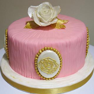Old fashioned cake