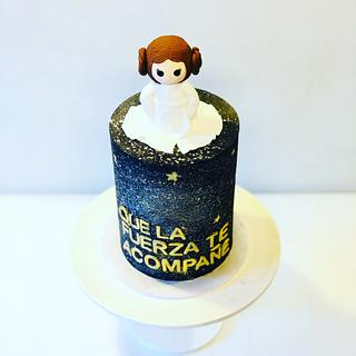 Star Wars - Cake by Chica PAstel