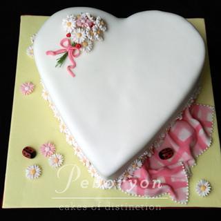 The Sweetheart Cake - Cake by Peboryon