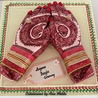 Indian Wedding... Henna Ceremony!!