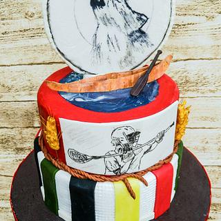 """🍁 CANADA 15O 🍁 - Cake by June (""""Clarky's Cakes"""")"""