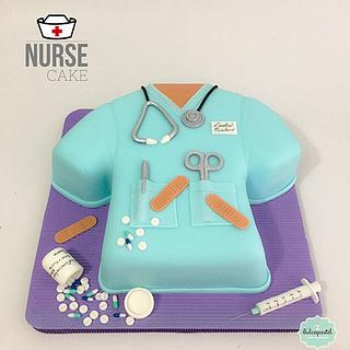 Torta Enfermera Medellín