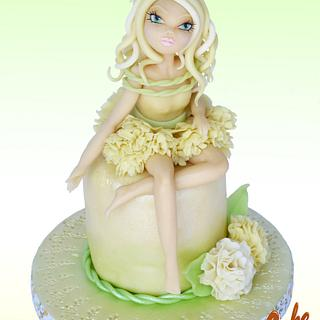 MISS OZALEE - Cake by ChocoCake