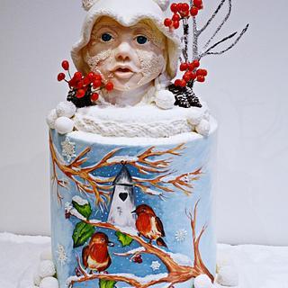 Winter cake - Cake by Renata