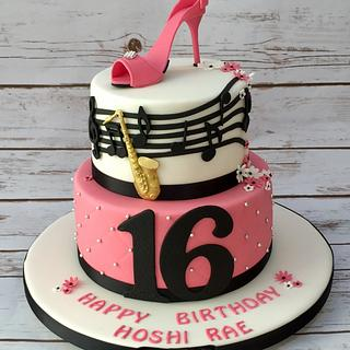 A musical sweet 16