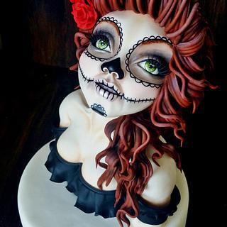 Sugar Skull Bakers 2016 - Sophia Fox