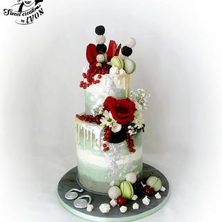 Drip Cake For The Gentleman