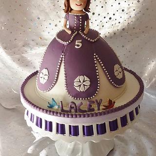 Princess Sofia Cake #2