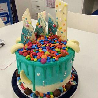 Drip cake!