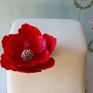 New Year Celebration Cake