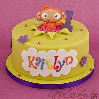 Yojojo Cake