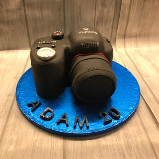 Cameracake