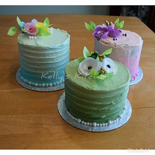 March Break Cake Decorating