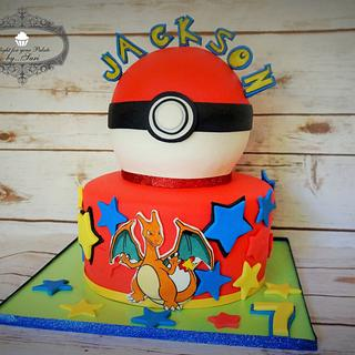 Pokemon  - Cake by Delight for your Palate by Suri