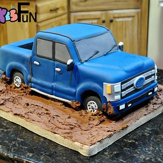 Ford Pick up Truck