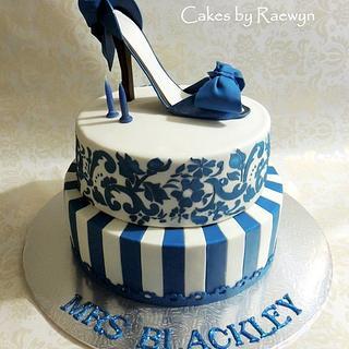 The 24 hour Shoe Cake ;)