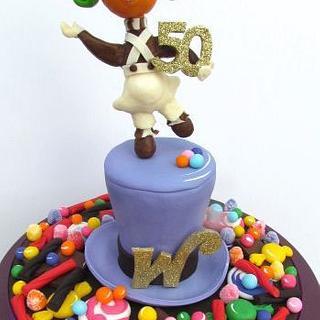 Willy Wonka 50th celebration