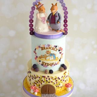 Brambly Hedge - For the Love of Children Collaboration