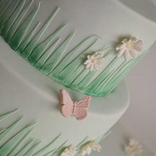 Anniversary 'Dowry' Cake!