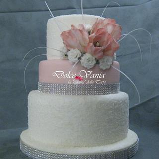 Sogno di zucchero - Cake by DolceVania