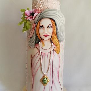 Lady K Cake