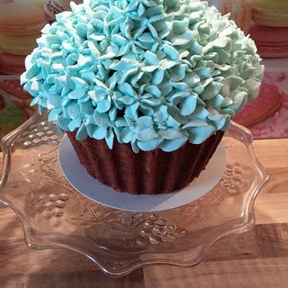 Giant Cupcake/Smash cake