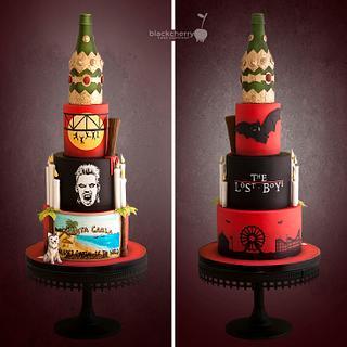 Lost Boys Cake
