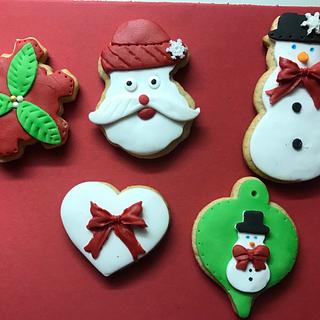 Christmas spirit - Cake by Rumyana Nikolova