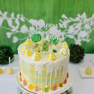 Elizabeth's 6th Birthday Cake - Cake by Silviya Schimenti