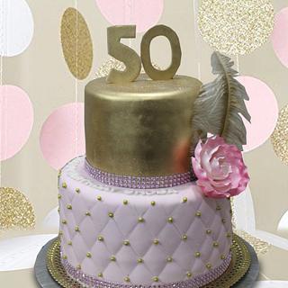 50 ! - Cake by MsTreatz