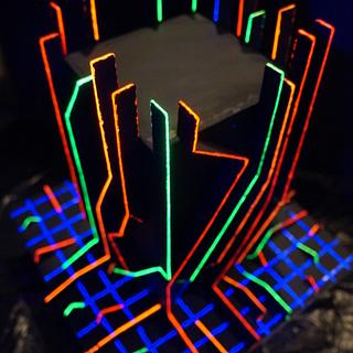 TRON - The Sugar Fraternity GAME ON Collaboration Piece