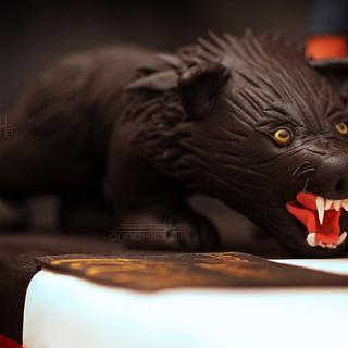The Twilight Saga: Dawn of the Cake