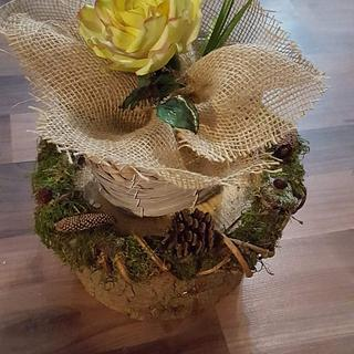 Sugar rose - Cake by ana ioan