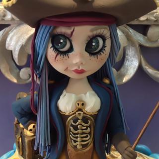 Lady Blythe Pirate