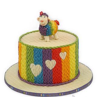 Rainbow Lamb!
